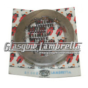 SURFLEX S1062 4 PLATE CLUTCH KIT for Lambretta Li/SX/TV/GP/DL