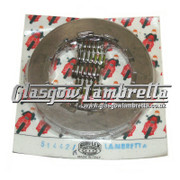 SURFLEX S1442/R 5 PLATE CLUTCH KIT for Lambretta Li/SX/TV/GP/DL
