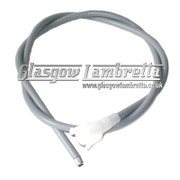 Vespa Italian Speedo Cable Clip-in Type