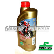 ROCK OIL SYNTHESIS 2 INJECTOR 2i OIL Fully Synthetic 2 Stroke 2T 1 Litre Bottle