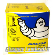 Michelin 17MC Airstop INNER TUBES Set of 2