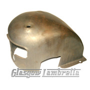 Lambretta GP CYLINDER HEAD COWLING (Bare metal)