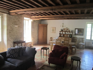 Farmhouse - Inside