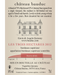 Les Trois Hectares rouge 2012 - Label