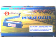 "Bag Sealer - Impulse Sealer 8"" with 5mm Element"