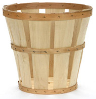 8 Quart Hamper basket - 1 Peck