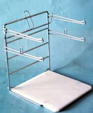Rack for  T-shirt bag size 1/4 BBL
