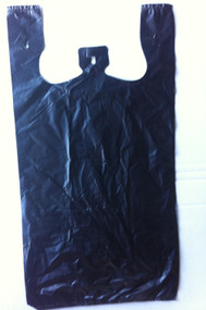 1/8 Liquor Store or Retail T-shirt bag 18 Micron 1