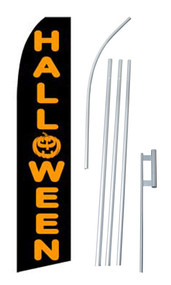 Halloween tall flag Combo