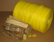 "19"" Vexar Mesh Lay Flat Spool for Firewood"