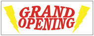 Grand Opening banner Heavy Duty