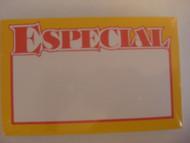 Especial Price Card 7 x 11