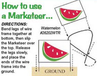 Marketeer Wire Frame