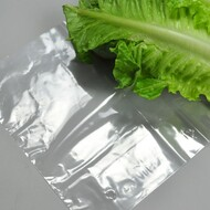 Super Clear Vented Lettuce bag - Small
