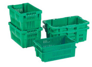 70lb Ventilated Tote Container 1