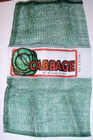 Mesh Cabbage Bag 24x38