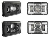 4x6 LED Headlights - 8800 Evolution 2 by JW Speaker