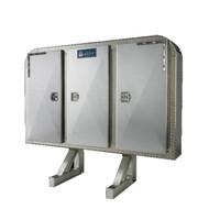Merritt LSR Headache Rack - 3 Door Full Enclosure