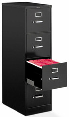 HON 510 Vertical File Cabinet - 4 Drawer [514P] -1