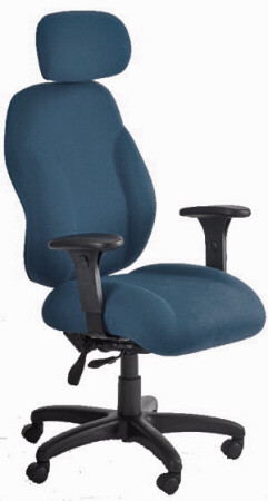 Phantom Big and Tall Chair with Headrest [E-89882-BD] -1