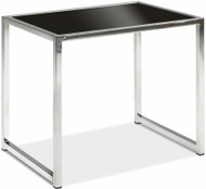 Yield Glass Top End Table [YLD09] -1