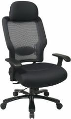Air Grid® Back Heavy Duty Mesh Office Chair [63-37A773HM] -1