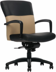 All Seating Dax Mid Back Chair [20010] -1