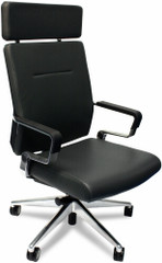 All Seating Ray High Back Executive Chair [18122] -1