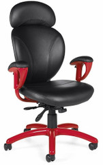 Global Azeo GT Ergonomic Office Chair [2050L-3 GT] -1