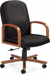 Global Selectra Series Elegant Office Seating [4016] -1