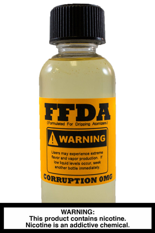 FFDA- Corruption 60ml