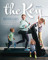 The Key Magazine cover