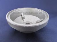 Metal Fuel Filter Bowl - W106