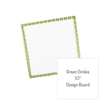 "Green Circles 10"" Design Board by Lori Holt"