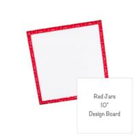 "Red Jar 10"" Design Board by Lori Holt"