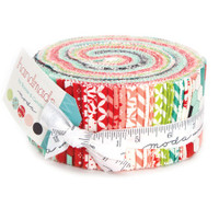 Moda Fabric Precuts Jelly Roll - Handmade by Bonnie & Camille