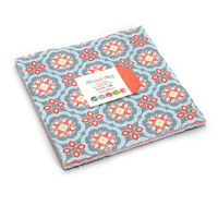 Moda Fabric Precuts Layer Cake - Manderley