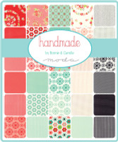 Moda Fabric - Handmade - Bonnie & Camille - Half Metre Bundle