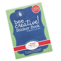 Bee Creative! Sticker Book Lori Holt of Bee in my Bonnet Scrappy Project Planner Accessory