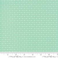 Moda Fabric - Handmade - Bonnie & Camille - Aqua #55143-12