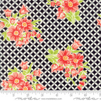 Moda Fabric - Handmade - Bonnie & Camille - Black #55146-17