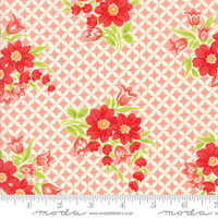 Moda Fabric - Handmade - Bonnie & Camille - Coral #55146-13