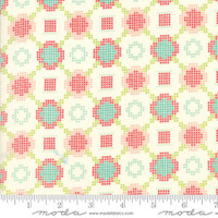 Moda Fabric - Handmade - Bonnie & Camille - Cream #55144-18