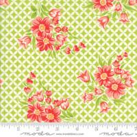 Moda Fabric - Handmade - Bonnie & Camille - Green #55146-14