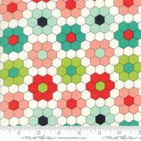 Moda Fabric - Handmade - Bonnie & Camille - Multi #55148-11