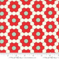 Moda Fabric - Handmade - Bonnie & Camille - Red #55148-27