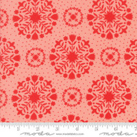 Moda Fabric - Handmade - Bonnie & Camille - Red #55141-23