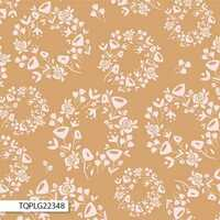 Art Gallery Fabrics - Playground by Amy Sinibaldi - Ring O' Roses Sand #PLG-22348