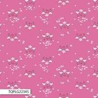 Art Gallery Fabrics - Playground by Amy Sinibaldi - Posy Chain Pinktense #PLG-22345