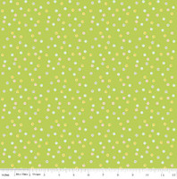 Riley Blake Fabric - Sweet Orchard Sedef Imer of Down Grapevine Lane - Green #C5486